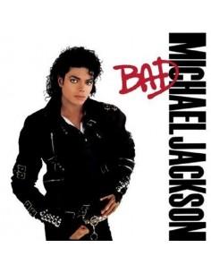 "VINILO LP MICHAEL JACKSON ""BAD"""