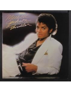 "VINILO LP MICHAEL JACKSON ""THRILLER"""