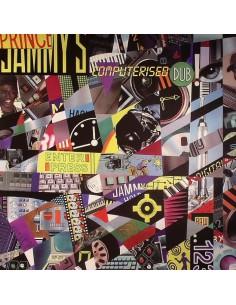 """VINILO LP PRINCE JAMMY """"COMPUTERISED DUB"""""""