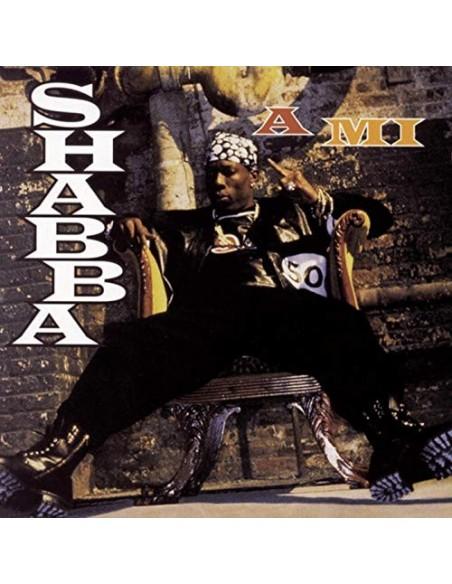 """VINILO LP SHABBA RANKS """"A MI SHABBA"""""""