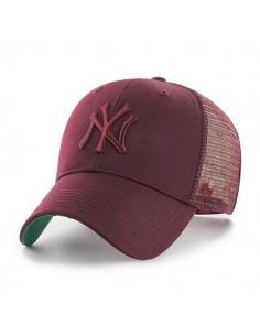 Gorra curved 47 BRAND NEW YORK YANKEES BURGUNDY