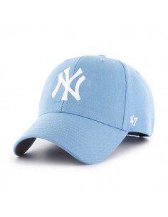 Gorra semicurved 47 BRAND NEW YORK YANKEES COLUMBIA