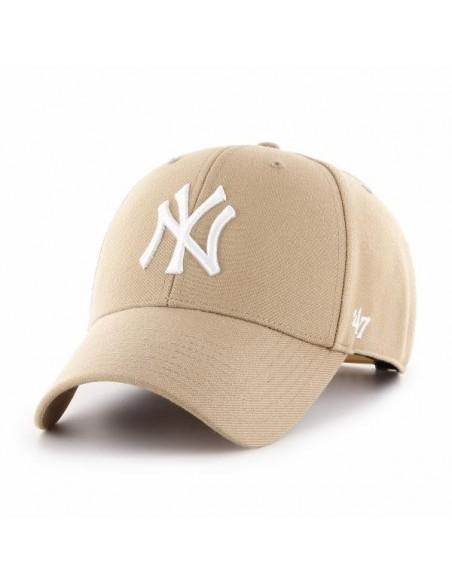 Gorra curved 47 BRAND NEW YORK YANKEES KHAKI