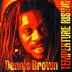 "VINILO LP DENNIS BROWN ""TEMPERATURE RISING"""