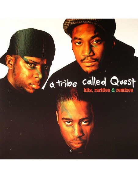 "CD A TRIBE CALLED QUEST ""HITS, RARITIES & REMIXES"""