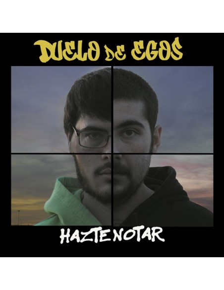 "CD DUELO DE EGOS ""HAZTE NOTAR"""