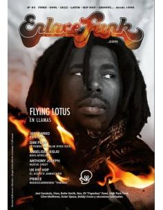 """Revista ENLACE FUNK Nº 62 + VINILO 7"""""""
