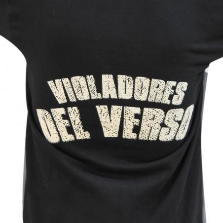 Sudadera con capucha VDV BLOCK NEGRO unisex, en algodón color negro
