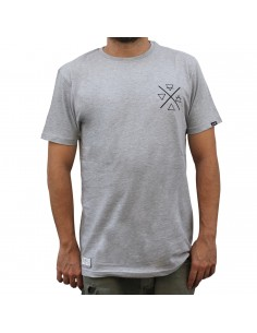 Camiseta CNF 4 ELEMENT GREY