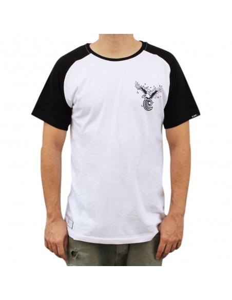 Camiseta CNF PHOINIX RAGLAN