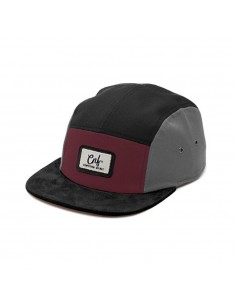 Gorra five panels CNF BAUHAUS
