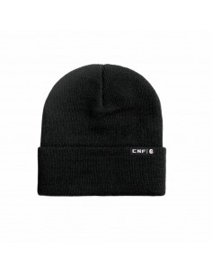 Gorro CNF BASIC BLACK BEANI