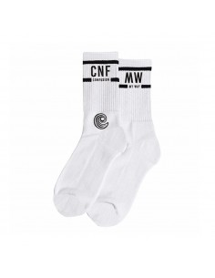 Calcetines CNF MW WHITE SOCKS
