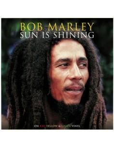 "VINILO 3LP BOB MARLEY ""SUN IS SHINNING"""