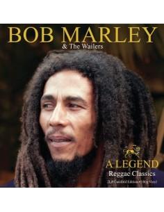 "VINILO 2LP BOB MARLEY & THE WAILERS ""A LEGEND"""