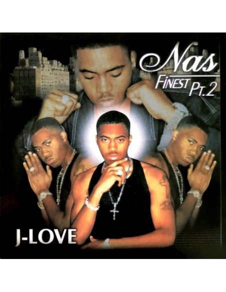 "CD NAS ""FINEST PARTS 2"""