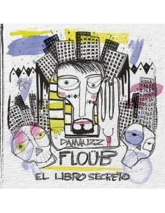 """VINILO LP FLOU B & DAMAUZZ """"EL LIBRO SECRETO"""""""