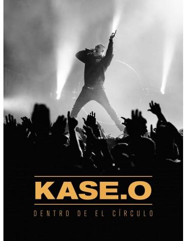 """2BLUE-RAY + 2CD KASE.O """"DENTRO DE EL CÍRCULO"""""""