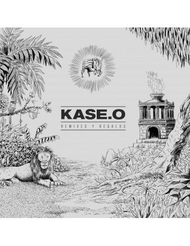 """2LP KASE.O """"REMIXES Y REGALOS"""""""