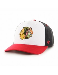 Gorra Semicurved 47 BRAND CHICAGO BLACKHAWKS