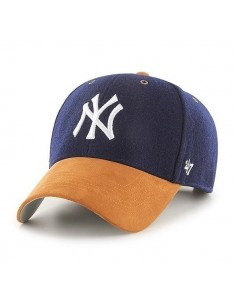 Gorra curved 47 BRAND NEW YORK YANKEES NAVY CAMEL