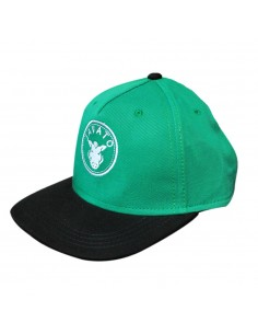 Gorra JAVATO JONES verde