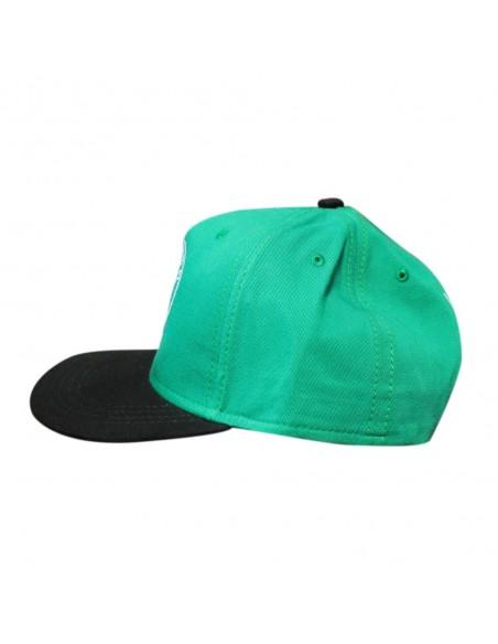 Gorra JAVATO JONES verde