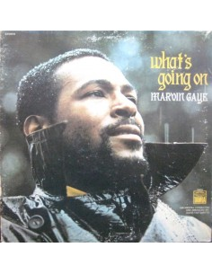 "VINILO LP MARVIN GAYE ""WHAT'S GOING ON"""
