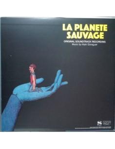 """VINILO LP ALAIN GORAGUER """"LA PLANETE SAUVAGE"""""""