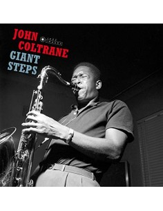 "VINILO LP JOHN COLTRANE ""GIANT STEPS"""