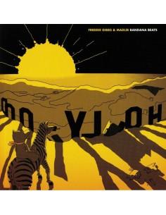 "VINILO LP FREDDIE GIBBS & MADLIB ""BANDANA BEATS"""