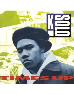 "VINILO LP K-SOLO ""TIME'S UP"""