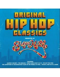 VINILO 2LP ORIGINAL HIP HOP CLASSICS PRESENTED BY SUGAR HILL RECORDS