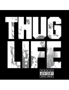 """CD 2PAC """"THUG LIFE"""""""