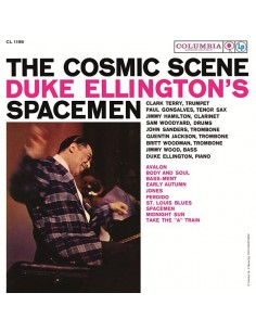 "VINILO LP DUKE ELLINGTON'S SPACEMEN ""COSMIC SCENE"""