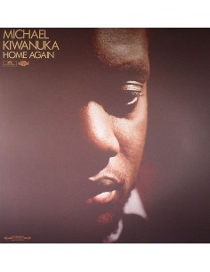"VINILO LP MICHAEL KIWANUKA ""HOME AGAIN"""