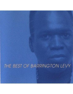 "VINILO LP BARRINGTON LEVY ""THE BEST OF BARRINGTON LEVY"""
