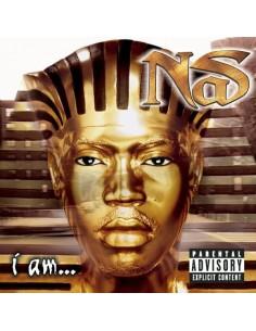 "CD NAS ""I AM..."""