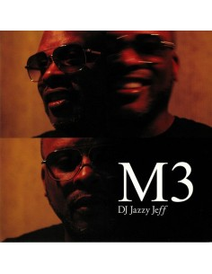 "VINILO 2LP DJ JAZZY JEFF ""M3"""