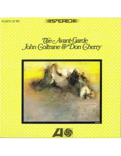 "VINILO LP JOHN COLTRANE & DON CHERRY ""AVANT GARDE"""