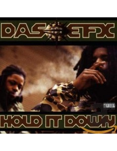 "VINILO 2LP DAS EFX ""HOLD IT DOWN"""