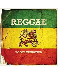 "VINILO LP V/A ""REGGAE ROOTS VIBRATION"""