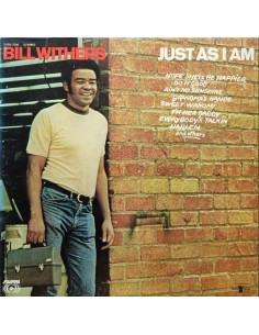"VINILO LP BILL WITHERS ""JUST AS I AM"""
