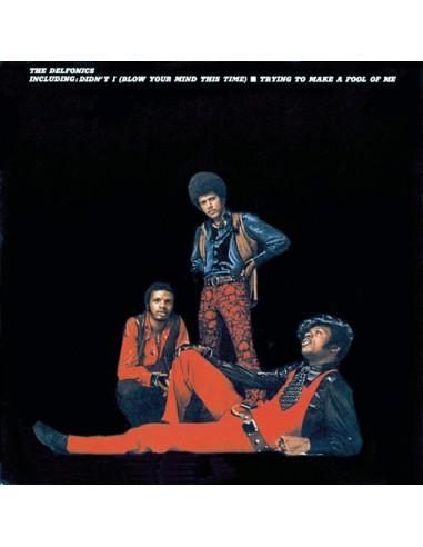 """VINILO LP THE DELFONICS """"THE DELFONICS"""""""