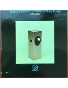 "VINILO LP BILL EVANS ""EMPATHY"""