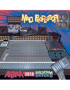"VINILO LP MAD PROFESSOR ""ARIWA 2018 RIDDIM SERIES"""