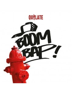 """CD QUILATE """"BOOM BAP!"""""""