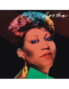 """VINILO COLOREADO LP ARETHA FRANKLIN """"ARETHA"""""""