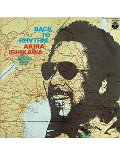 "VINILO LP AKIRA ISHIKAWA ""BACK TO RHYTHM"""