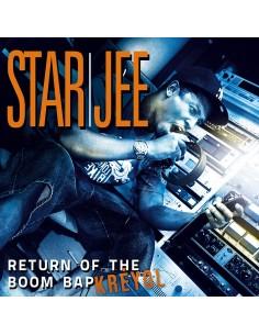 "CD KRS-ONE ""RETURN OF THE BOOM BAP"""